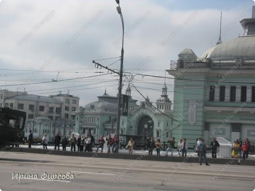 Фоторепортаж с Репетиции Парада (7 мая 2011 г. Москва) фото 23
