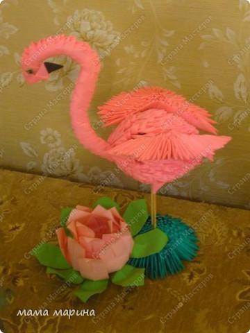 Повторюшка делала по этому МК http://stranamasterov.ru/node/65772  Спасибо за него автору , теперь и у меня есть такая птичка фото 2
