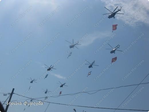 Фоторепортаж с Репетиции Парада (7 мая 2011 г. Москва) фото 28