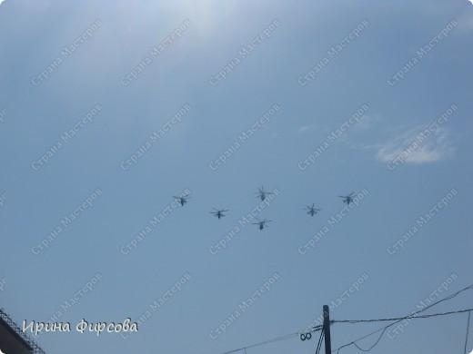 Фоторепортаж с Репетиции Парада (7 мая 2011 г. Москва) фото 29