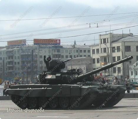 Фоторепортаж с Репетиции Парада (7 мая 2011 г. Москва) фото 26