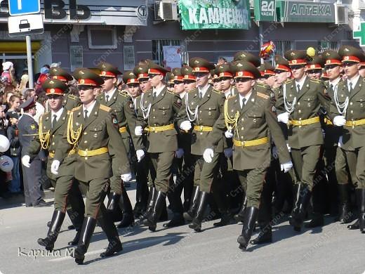 День Победы в г. Тюмени фото 1
