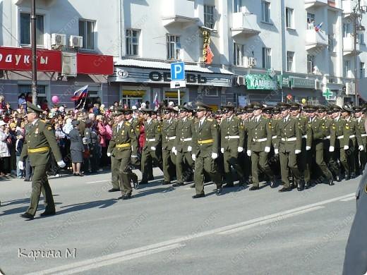 День Победы в г. Тюмени фото 3
