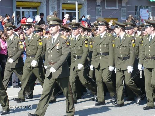 День Победы в г. Тюмени фото 4