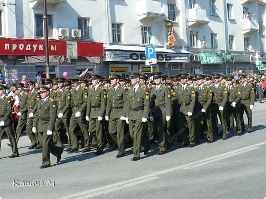 День Победы в г. Тюмени фото 5