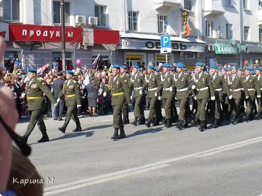 День Победы в г. Тюмени фото 6