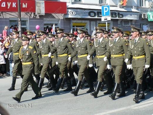 День Победы в г. Тюмени фото 7