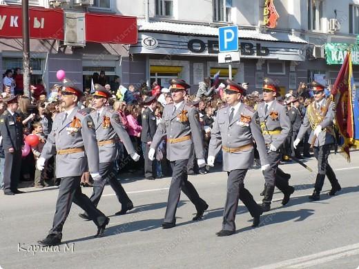 День Победы в г. Тюмени фото 8