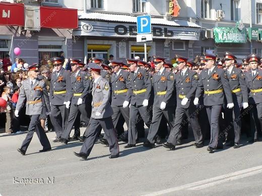 День Победы в г. Тюмени фото 11