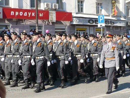 День Победы в г. Тюмени фото 12