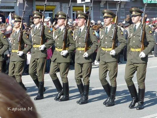 День Победы в г. Тюмени фото 21