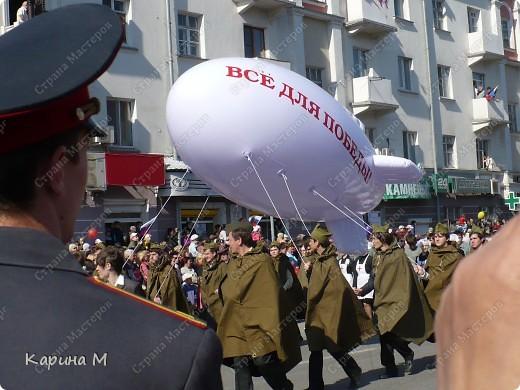 День Победы в г. Тюмени фото 23