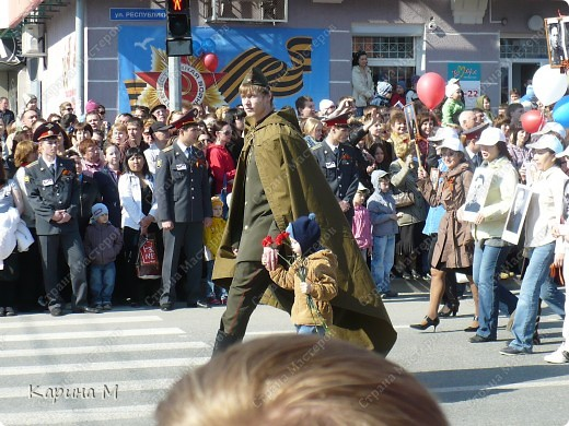 День Победы в г. Тюмени фото 24