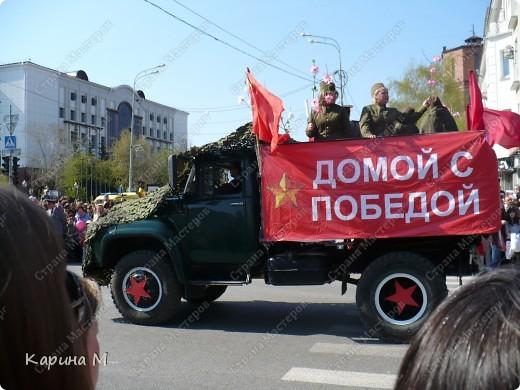 День Победы в г. Тюмени фото 25