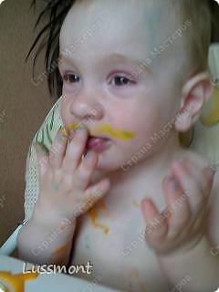 """Когда доча заболела, стала плаксивой, вялой. Тогда я ей предложила порисовать """"Волшебными красками"""", она не отказалась. Вот что у нас получилось... фото 14"""