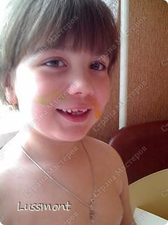 """Когда доча заболела, стала плаксивой, вялой. Тогда я ей предложила порисовать """"Волшебными красками"""", она не отказалась. Вот что у нас получилось... фото 16"""