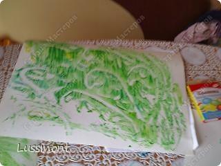 """Когда доча заболела, стала плаксивой, вялой. Тогда я ей предложила порисовать """"Волшебными красками"""", она не отказалась. Вот что у нас получилось... фото 22"""