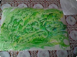 """Когда доча заболела, стала плаксивой, вялой. Тогда я ей предложила порисовать """"Волшебными красками"""", она не отказалась. Вот что у нас получилось... фото 23"""
