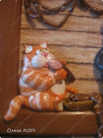 Коты в кладовке - одна из любимых моих работ. Идея котов подсмотрена на бескрайних просторах интернета. фото 5