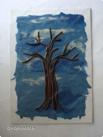 Вот такое дерево должно получиться. фото 5
