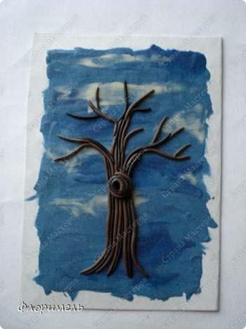 Вот такое дерево должно получиться. фото 6
