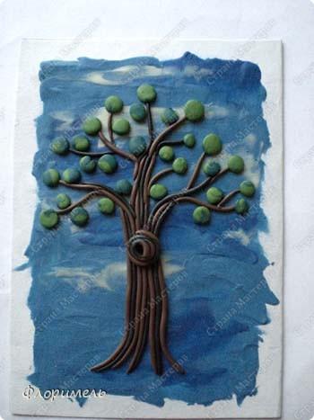 Вот такое дерево должно получиться. фото 7