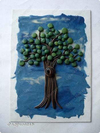 Вот такое дерево должно получиться. фото 8