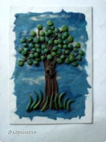 Вот такое дерево должно получиться. фото 9