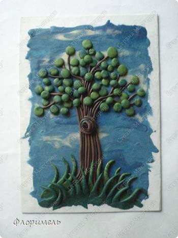 Вот такое дерево должно получиться. фото 10