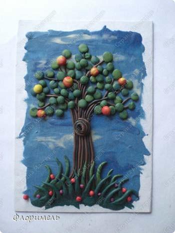 Вот такое дерево должно получиться. фото 11