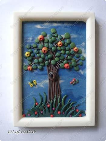 Вот такое дерево должно получиться. фото 12