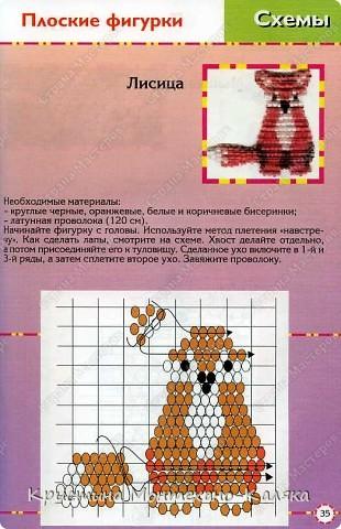 Это схема лисицы. фото 1