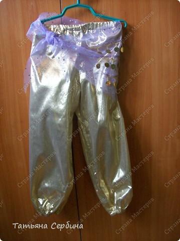 Этот костюм шила ещё на прошлогодний новогодний утренник. К сожалению, хорошего фото с праздника найти не смогла, поэтому домашнее: фото 3