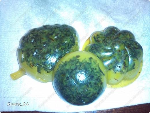 Свеженькое, только их формы чайное мыло. фото 1