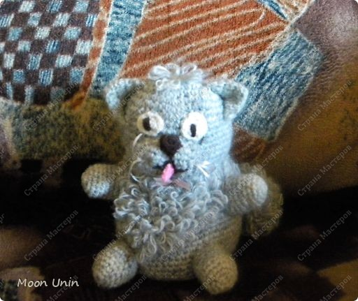 Котик-толстопузик фото 2