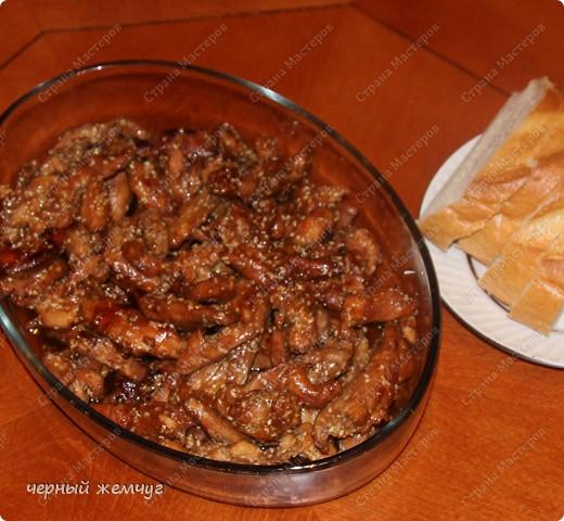 Куриное филе в кунжуте. фото 1