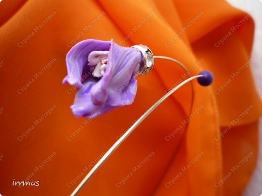 комплект -ожерелье и серьги. фото 7