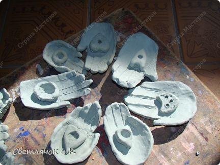 Детские ладошки) фото 2