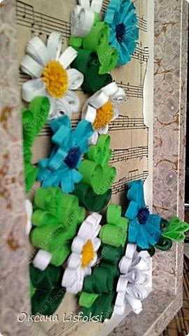 Это еще один подарок для преподавателя музыки. Идею с фоном позаимствовала у Тори4ки http://stranamasterov.ru/node/186742?c=favorite_587  фото 6