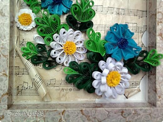 Это еще один подарок для преподавателя музыки. Идею с фоном позаимствовала у Тори4ки http://stranamasterov.ru/node/186742?c=favorite_587  фото 5