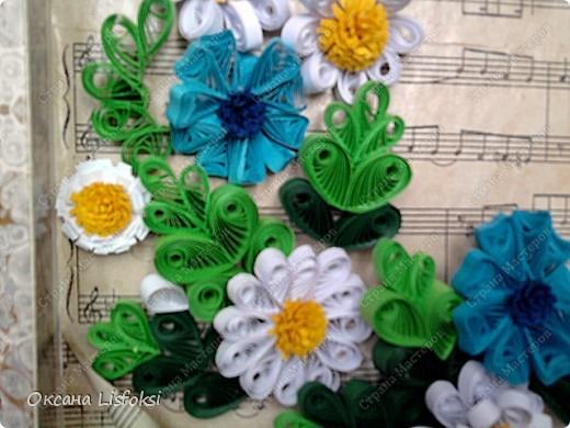 Это еще один подарок для преподавателя музыки. Идею с фоном позаимствовала у Тори4ки http://stranamasterov.ru/node/186742?c=favorite_587  фото 4