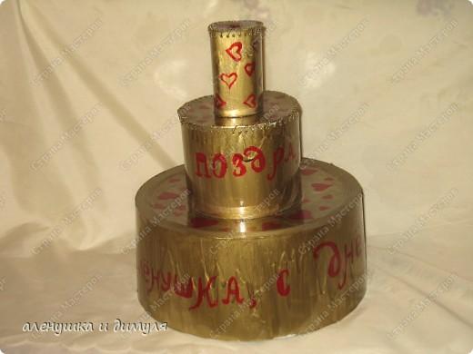 захотелось дочке на день рождения приготовить в сад вот такой тортик для угощения детишек фото 2