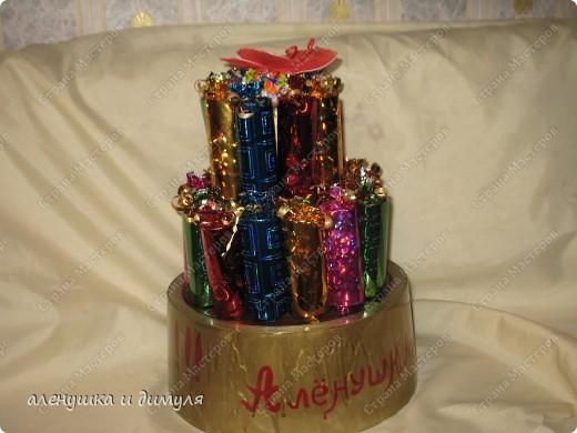 захотелось дочке на день рождения приготовить в сад вот такой тортик для угощения детишек фото 7
