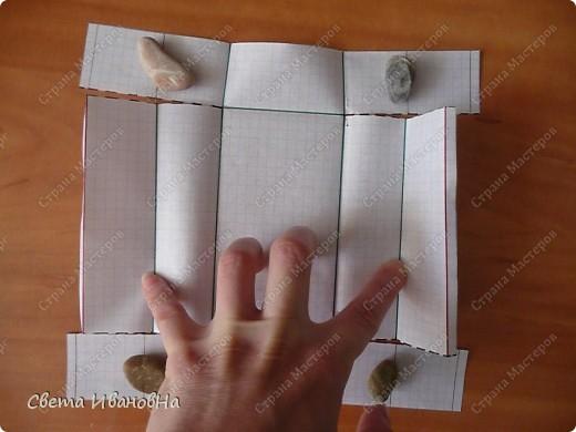 Приветствую в гостях тех, кто размышляет из чего и как сделать коробки для бокалов. Коробочки, конечно, не шикарные, но их вполне достаточно чтобы донести бокалы до пункта назначения). Свои коробочки делаю из ВАТМАНА. фото 5