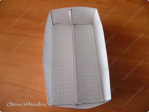 Приветствую в гостях тех, кто размышляет из чего и как сделать коробки для бокалов. Коробочки, конечно, не шикарные, но их вполне достаточно чтобы донести бокалы до пункта назначения). Свои коробочки делаю из ВАТМАНА. фото 16