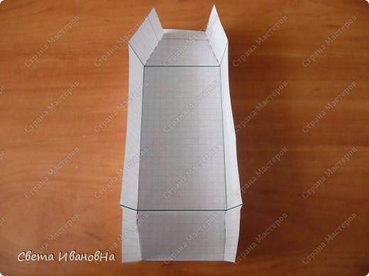 Приветствую в гостях тех, кто размышляет из чего и как сделать коробки для бокалов. Коробочки, конечно, не шикарные, но их вполне достаточно чтобы донести бокалы до пункта назначения). Свои коробочки делаю из ВАТМАНА. фото 20