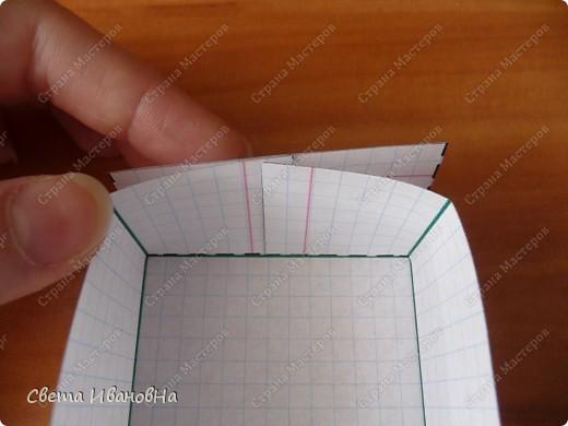 Приветствую в гостях тех, кто размышляет из чего и как сделать коробки для бокалов. Коробочки, конечно, не шикарные, но их вполне достаточно чтобы донести бокалы до пункта назначения). Свои коробочки делаю из ВАТМАНА. фото 21