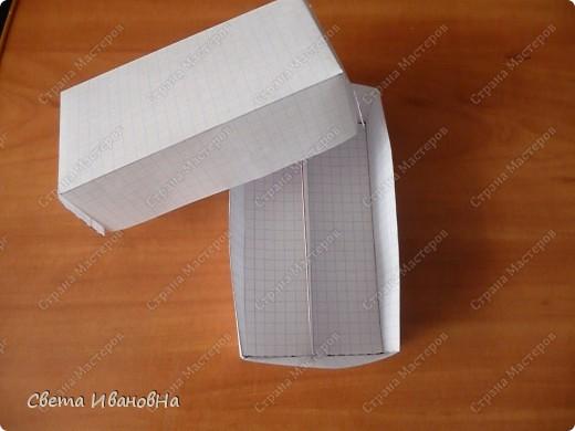 Приветствую в гостях тех, кто размышляет из чего и как сделать коробки для бокалов. Коробочки, конечно, не шикарные, но их вполне достаточно чтобы донести бокалы до пункта назначения). Свои коробочки делаю из ВАТМАНА. фото 22