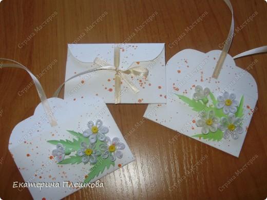 В эти конвертики будут вложены подарочные карты. Мы подарим их в саду на выпускном!!!! фото 2