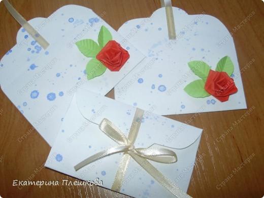 В эти конвертики будут вложены подарочные карты. Мы подарим их в саду на выпускном!!!! фото 5